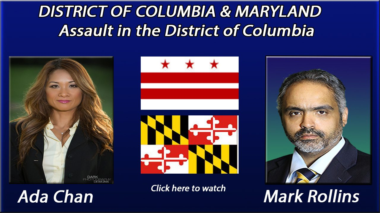 Assault in the District of Columbia