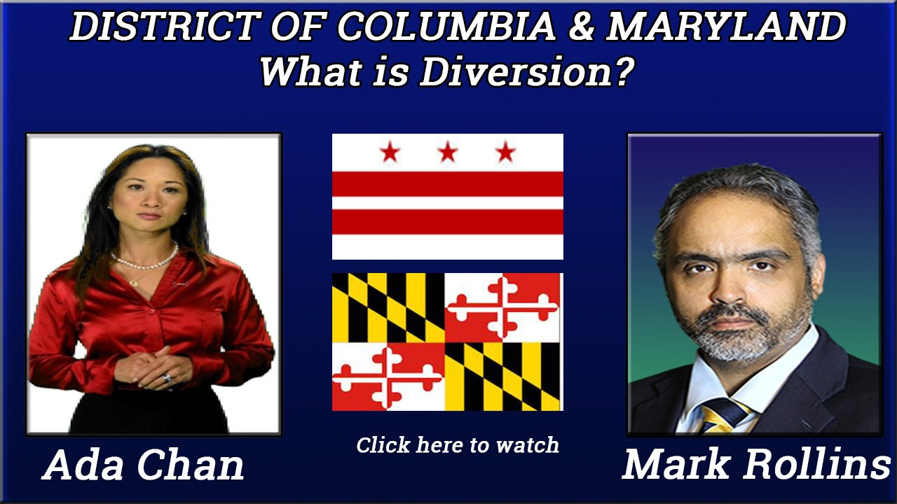 What is Diversion in the District of Columbia