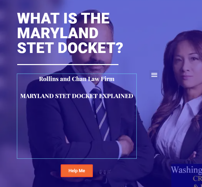 What is the Maryland STET docket