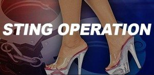 Prostitution Sting Operation in DC