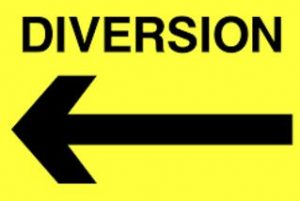 new diversion in dc