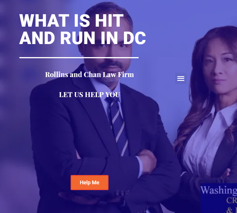 What is hit and Run in DC
