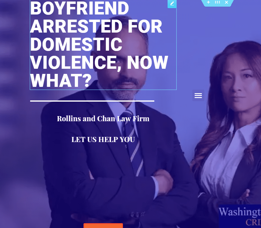 DC Domestic Violence Lawyer