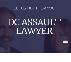 DC Assault Lawyer