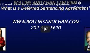 Deferred Sentencing Agreement