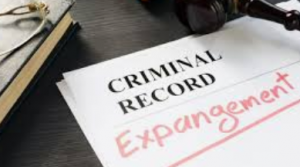 ineligible misdemeanors for expungement