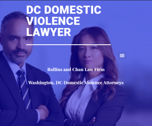 Charged with Domestic Violence in DC