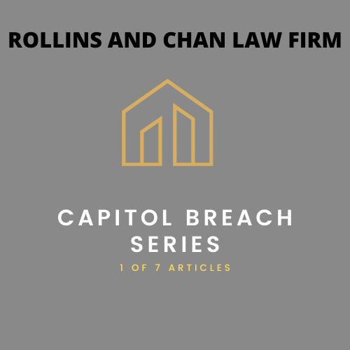 Federal Charges that are Pursued in the Capitol Breach of January 6, 2021